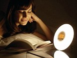 Bedside glow: You can also use the Wake-up Light at night if you want to do some bedtime reading