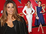 SYDNEY, AUSTRALIA - SEPTEMBER 08:Ada Nicodemou  arrives ahead of 'Anything Goes' opening night at Sydney Opera House on September 8, 2015 in Sydney, Australia.  (Photo by Don Arnold/WireImage)
