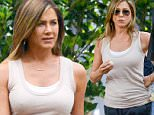 ***MANDATORY BYLINE TO READ INFPhoto.com ONLY***\nJennifer Aniston pictured on the set of the upcoming film, 'Mother's Day' in Atlanta, Georgia.\n\nPictured: Jennifer Aniston\nRef: SPL1122081  100915  \nPicture by: INFphoto.com\n\n
