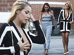 "Picture Shows: Marnie Simpson, Chloe Goodman  September 10, 2015\n \n ""Geordie Shore"" star, Marnie Simpson, and friend, Chloe Goodman, arrive at Chloe Sim's salon launch party in Brentwood, Essex. \n \n Non-Exclusive\n WORLDWIDE RIGHTS\n \n Pictures by : FameFlynet UK © 2015\n Tel : +44 (0)20 3551 5049\n Email : info@fameflynet.uk.com"