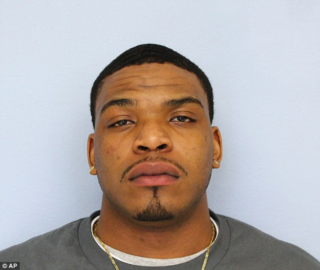 Suspect: Markale Deandra Hart of Camp Hill, Alabama, has been arrested on a felony warrant charging him with murder