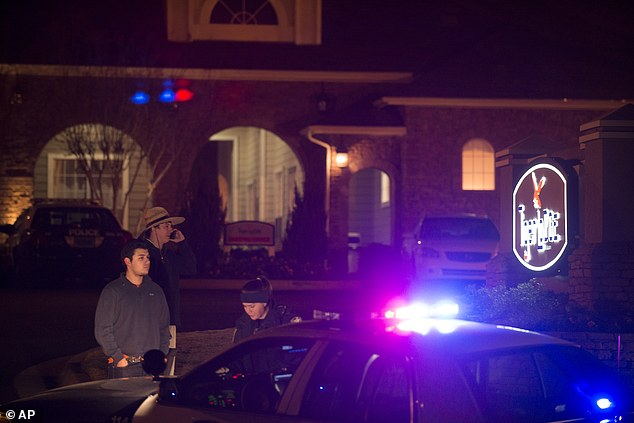 Deadly: Jakell Mitchell, 18, a current Auburn University football player was transported to a hospital by ambulance with apparent multiple gunshot wounds and died shortly after arrival at the emergency room from his injuries