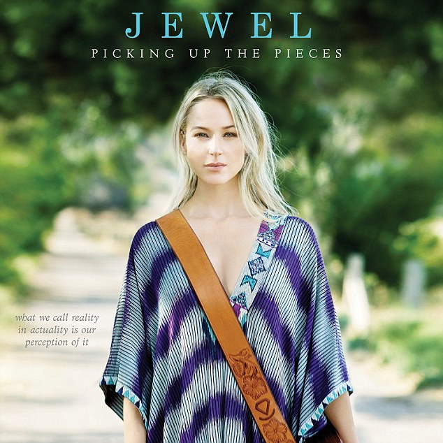 Jewel's new album, Picking up the Pieces, is released September 11, and is a hard back to her early days