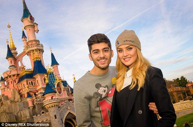 The fantasy's over: In August, Zayn shocked the world when he split from fiancee Perrie Edwards, reportedly via a text message