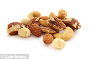 A handful of nuts a day could add years to your life