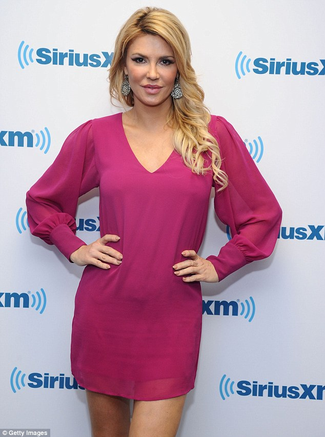 Next project: Brandi will appear on The Celebrity Apprentice, which will premiere on NBC on January 4