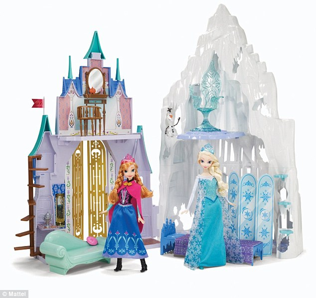 Trading Standards regularly seize suspect items. Out of 5,470 recently seized items 1,960 were toys, including 426 copies of dolls from the Disney film Frozen