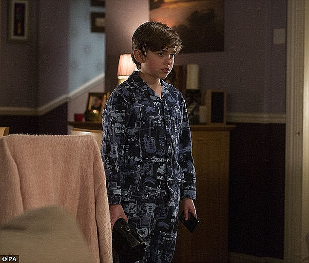 Shocking! In February it was revealed that 11-year-old Bobby murdered Lucy in a fit of rage