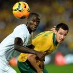 Australia 1-1 South Africa (International friendly 26 May 2014)