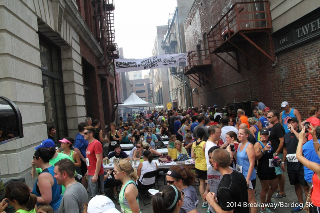 Alley Party