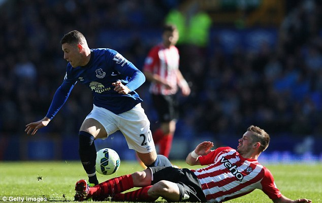 McCarthy is confident youngster Barkley can deal with the complexities of his sometimes indifferent form