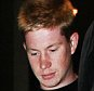 8.9.15..... Manchester City's Kevin De Bruyne is back from international duty and takes his girlfriend for dinner at San Carlo Italian Restaurant in Manchester city centre on Tuesday night.