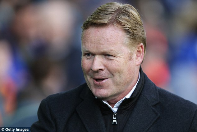 Southampton boss Ronald Koeman conceded his side's Champions League hopes were now over