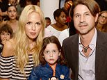 NEW YORK, NY - SEPTEMBER 10:  Designer/stylist Rachel Zoe, Kaius Jagger Berman and Rodger Berman attend Paul Frank Industries' debut of children's Spring/Summer 2016 collection at New York Fashion Week on September 10, 2015 in New York City.  (Photo by Slaven Vlasic/Getty Images for Paul Frank Industries)