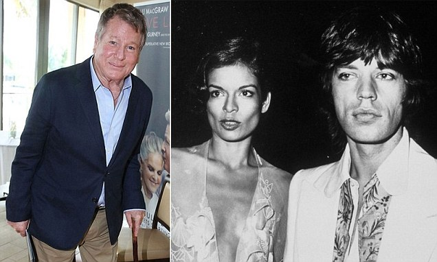 Ryan O'Neal and Bianca Jagger 'had sex like a pair of maddened wart-hogs' in the Seventies