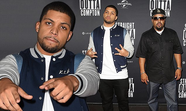 O'Shea Jackson Jr says he's been 'harassed' by the police like his father Ice Cube