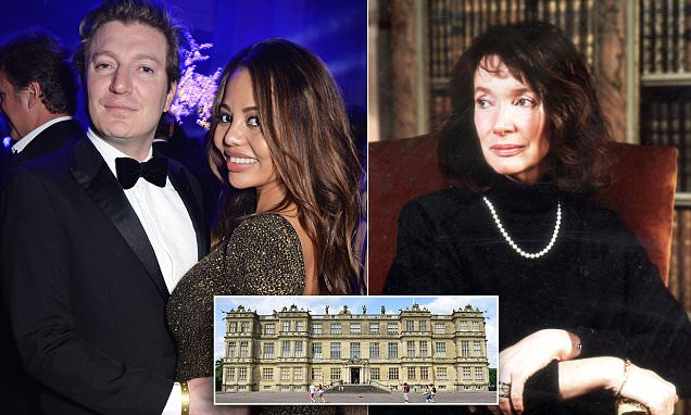 Marquess of Bath's Longleat heir has not spoken to his mother since marriage