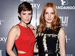 Mandatory Credit: Photo by Andrew Walker/Variety/REX Shutterstock (5073722m)  Jessica Chastain and Kate Mara at the Variety Fandango Studio Powered by Samsung Galaxy at Holt Renfrew during the 2015 Toronto International Film Festival on 11 Sep 2015 in Toronto, Canada.  Variety Fandango Studio Powered by Samsung Galaxy, Toronto International Film Festival, Canada - 11 Sep 2015