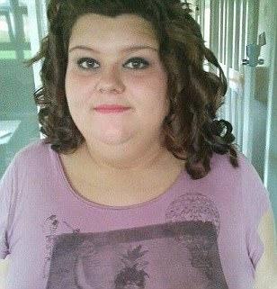 Obese daughter Samantha Packham dies aged 20 weighing 40 stone