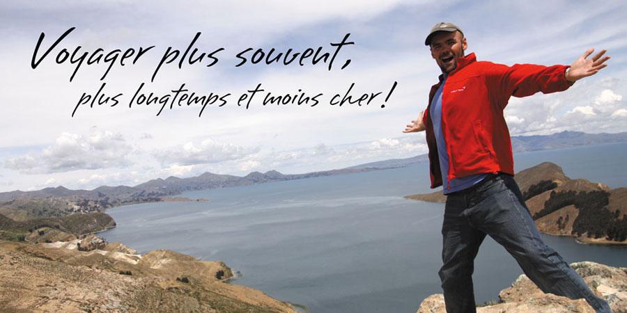 Fabrice, blogueur voyageur