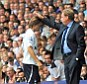 Head turned: Harry Redknapp does not know why Luka Modric asked not to play