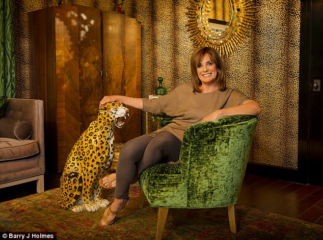 'People think we have no interest in sex as we get older but they are totally wrong. We can enjoy it just like we did when we were 25. Maybe more,' said Linda Gray who is 75