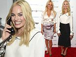 Margot Robbie attends Cantor Charity Day 2015 hosted by Cantor Fitzgerald and BGC Partners on Friday, Sept. 11, 2015, in New York. (Photo by Andy Kropa/Invision/AP)