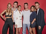 The X Factor is a Thames/Syco production for ITV.  X FACTOR - Series 12  Expect The UnexpectedÖ The X Factor returns to ITV UNDER STRICT EMBARGO UNTIL 00.01 ON SATURDAY 29TH AUGUST 2015 Pictured: Rita Ora, Nick Grimshaw, Cheryl Fernandez-Versini, Simon Cowell, Caroline Flack and Olly Murs. Televisionís biggest search for a music star is back as The X Factor returns to ITV, with a new stellar judging panel and a dynamic new presenting duo. The brand new super six sees Simon Cowell, Cheryl Fernandez-Versini, Nick Grimshaw and Rita Ora take their places at the judgesí desk, while presenters Olly Murs and Caroline Flack will be guiding the search to find a potential pop star with an amazing voice and that extra special something. This photograph is (C) Thames / Syco Entertainment and can only be reproduced for editorial purposes directly in connection with the programme or event mentioned above, or ITV plc. Once made available by ITV plc Picture Desk, this photograph can be reproduced onc