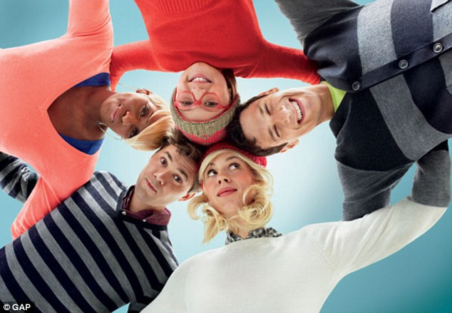 Modern love: The cast of NBC's The New Normal take home the 'modern love' title
