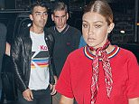 EXCLUSIVE: Gigi Hadid parties for the third night in a row in NYC with beau Joe Jonas and his brother Nick\n\nPictured: Joe Jonas\nRef: SPL1123159  120915   EXCLUSIVE\nPicture by: @PapCultureNYC\n\nSplash News and Pictures\nLos Angeles: 310-821-2666\nNew York: 212-619-2666\nLondon: 870-934-2666\nphotodesk@splashnews.com\n