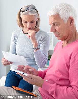 Sensible choices: Responsible savers don't usually change into reckless spenders as they get older