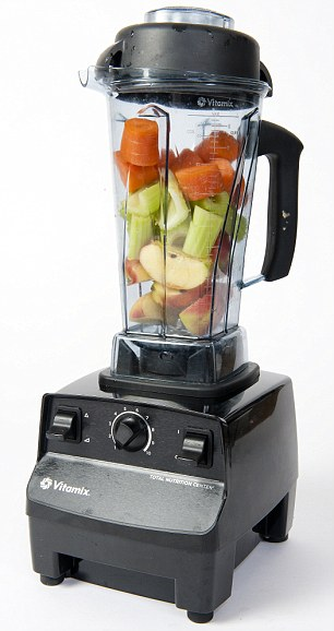 The Vitamix food blender is worth every penny according to Anne