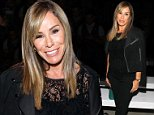Melissa Rivers attends the NYFW Spring/Summer 2016 ñ Rebecca Minkoff Women's Runway Show at The Gallery at Skylight on Saturday, Sept. 12, 2015, in New York. (Photo by Michael Zorn/Invision/AP)
