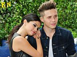 Mandatory Credit: Photo by ddp USA/REX Shutterstock (5073770d)  Selena Gomez, Brooklyn Beckham  Polo presentation, Spring Summer 2016, New York Fashion Week, America - 11 Sep 2015
