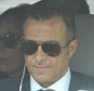 PICTURE BY CHRIS NEILL - 07930-353682 - TAXI FOR THE MOST POWERFUL MAN IN FOOTBALL.....JORGE MENDES.....!!!!!..... THE SUPER AGENT WAS PICTURED ARRIVING AT MANCHESTER UNITEDS CARRINGTON TRAINING GROUND AT 2 O'CLOCK THIS AFTERNOON....AT FIRST THE CLUB SECURITY OFFICIAL WOULD'NT LET HIM IN BUT ONCE HE GAVE HIS NAME ''JORG MENDES'' HE WAS LET IN.....HE IS THE AGENT OF MANCHESTER UNITED KEEPER DAVID DE GEA.....