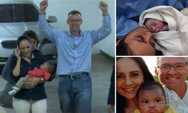 Uk couple reunited with lost son in El Salvador after baby swap