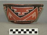NATIONAL PICTURES    Caption: Fourmile Polychrome flowerpot-shaped vessel from Grasshopper Pueblo.  Embargoed until 7pm gmt    Early Americans Indians enjoyed frothy chocolate drinks over 1,250 years ago, say scientists.    Villagers in a swath of land stretching from southern Colorado to northern Chihuahua, Mexico, drank the chocolate beverage as early as 750 AD, a study shows.    Six years since archaeologists discovered cacao residues in clay pots from Chaco Canyon, New Mexico, researchers have questioned when and where it began being exchanged between populations in the south west of the US and central America.    The study said native Americans traded the beans from central America for gems that were mined in what is now the US states bordering modern day Mexico.     The drinks were then used in ceremonial rituals.
