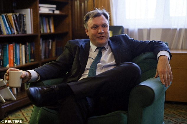 Shadow Chancellor Ed Balls said there were 'very serious' questions for George Osborne and David Cameron to answer in the wake of the HSBC revelations