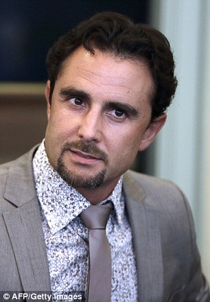 Fugitive: Herve Falciani stole a cache of secret bank files from HSBC's Swiss banking arm and has been on the run for six years
