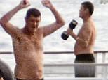 10 SEP 2015 - CAPRI - ITALY\n*** EXCLUSIVE AL ROUND PICTURES ***\n**STRICTLY NOT AVAILABLE FOR FRANCE OR ITALY**\nPOP DIVA MARIAH CAREY'S MILLIONAIRE BOYFRIEND JAMES PACKER IS SEEN IN TRAINING AND WORKING OUT AS HE IS PUT THROUGH HIS PACES ON BOARD HIS LUXURY YACHT IN CAPRI, ITALY.\nBYLINE MUST READ : XPOSUREPHOTOS.COM\n***UK CLIENTS - PICTURES CONTAINING CHILDREN PLEASE PIXELATE FACE PRIOR TO PUBLICATION ***\n**UK CLIENTS MUST CALL PRIOR TO TV OR ONLINE USAGE PLEASE TELEPHONE 44 208 370 0291**