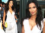 Padma Lakshmi out and about in New York City.\n\nPictured: Padma Lakshmi\nRef: SPL1123686  110915  \nPicture by: Said Elatab / Splash News\n\nSplash News and Pictures\nLos Angeles: 310-821-2666\nNew York: 212-619-2666\nLondon: 870-934-2666\nphotodesk@splashnews.com\n