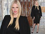 Mandatory Credit: Photo by Matt Baron/REX Shutterstock (5073832ex)  Lara Stone backstage  Givenchy show, Spring Summer 2016, New York Fashion Week, America - 11 Sep 2015