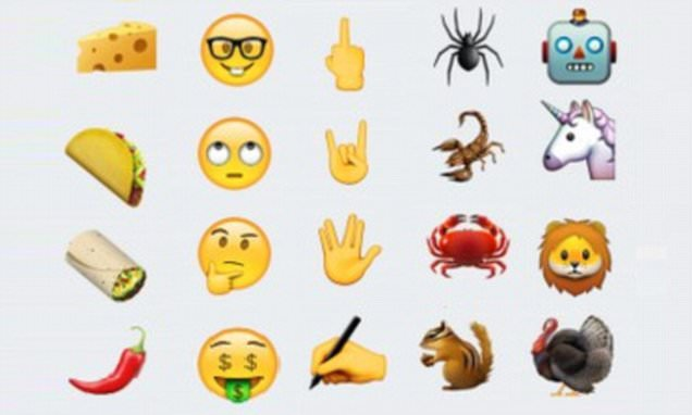 Apple developers give a sneak peek at the new symbols coming to iOS 9.1