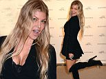 LOS ANGELES, CA - SEPTEMBER 12:  Fergie Launches Fall 2015 Shoe Collection at Nordstrom at the Grove on September 12, 2015 in Los Angeles, California.  (Photo by Steve Granitz/WireImage)
