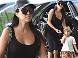 Kourtney Kardashian along with Penelope And Mason head to Neiman Marcus to shop in Woodland Hills\n\nPictured: Kourtney Kardashian, Penelope And Mason\nRef: SPL1123413  110915  \nPicture by: Photographer Group / Splash News\n\nSplash News and Pictures\nLos Angeles: 310-821-2666\nNew York: 212-619-2666\nLondon: 870-934-2666\nphotodesk@splashnews.com\n