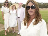 PACIFIC PALISADES, CA - SEPTEMBER 12:  Caitlyn Jenner attends the 8th Annual Safety Harbor Kids Polo Classic Fundraiser at Will Rogers State Historic Park on September 12, 2015 in Pacific Palisades, California.  (Photo by Michael Bezjian/Getty Images)