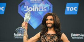 April 24: Take part in Eurovision conference!