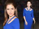 Mandatory Credit: Photo by Steve Eichner/WWD/REX Shutterstock (5073961d)\n Anna Kendrick in the front row\n Altuzarra show, Spring Summer 2016, New York Fashion Week, America - 12 Sep 2015\n \n
