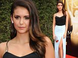 eURN: AD*180813298  Headline: 2015 Creative Arts Emmy Awards Caption: Pictured: Nina Dobrev Mandatory Credit ? Gilbert Flores/Broadimage 2015 Creative Arts Emmy Awards   9/12/15, Los Angeles, CA, United States of America  Broadimage Newswire Los Angeles 1+  (310) 301-1027 New York      1+  (646) 827-9134 sales@broadimage.com http://www.broadimage.com  Photographer: Gilbert Flores/Broadimage  Loaded on 13/09/2015 at 00:30 Copyright:  Provider: Gilbert Flores/Broadimage  Properties: RGB JPEG Image (29196K 2138K 13.7:1) 2550w x 3908h at 300 x 300 dpi  Routing: DM News : GeneralFeed (Miscellaneous) DM Showbiz : SHOWBIZ (Miscellaneous) DM Online : Online Previews (Miscellaneous), CMS Out (Miscellaneous)  Parking: