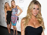 Mandatory Credit: Photo by Matt Baron/REX Shutterstock (5074015t)\n Charlotte McKinney and Petra Nemcova\n Herve Leger show, Spring Summer 2016, New York Fashion Week, America - 12 Sep 2015\n \n